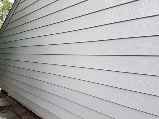 chicago low pressure siding washing