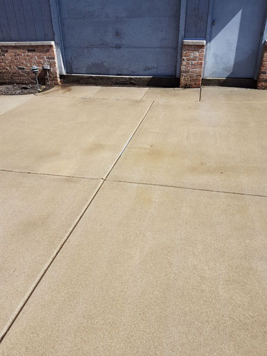 concrete power washing bur ridge il
