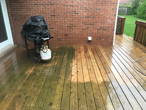 deck power washing lincolnwood il
