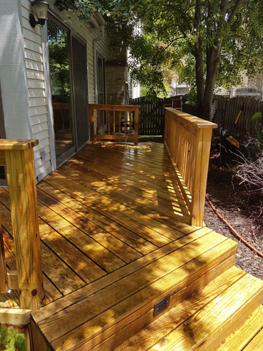 deck power washing skokie il