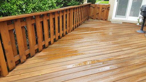 deck restoration chicago