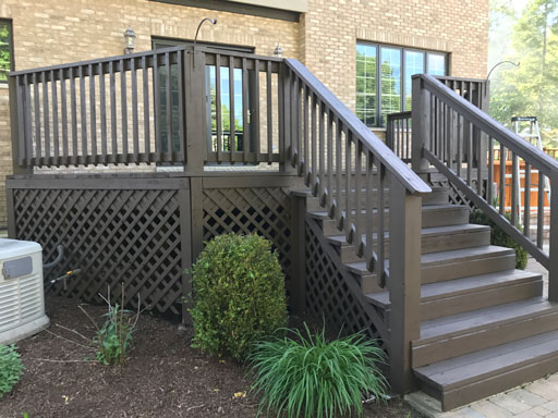 deck restoration prospect heights il
