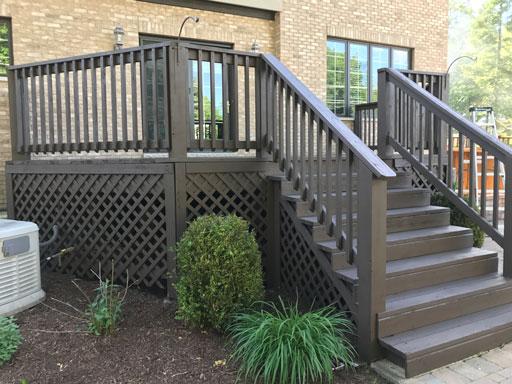deck restoration prospect heights il