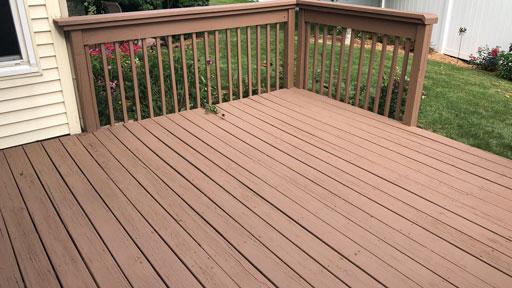 deck restoration rogers park il